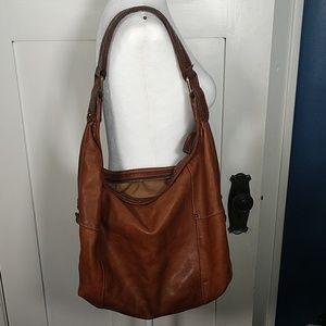 Banana Republic Leather Hobo Bag